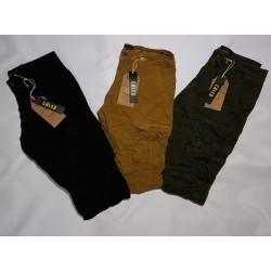 Παντελόνι cargo σε 3 χρώματα
